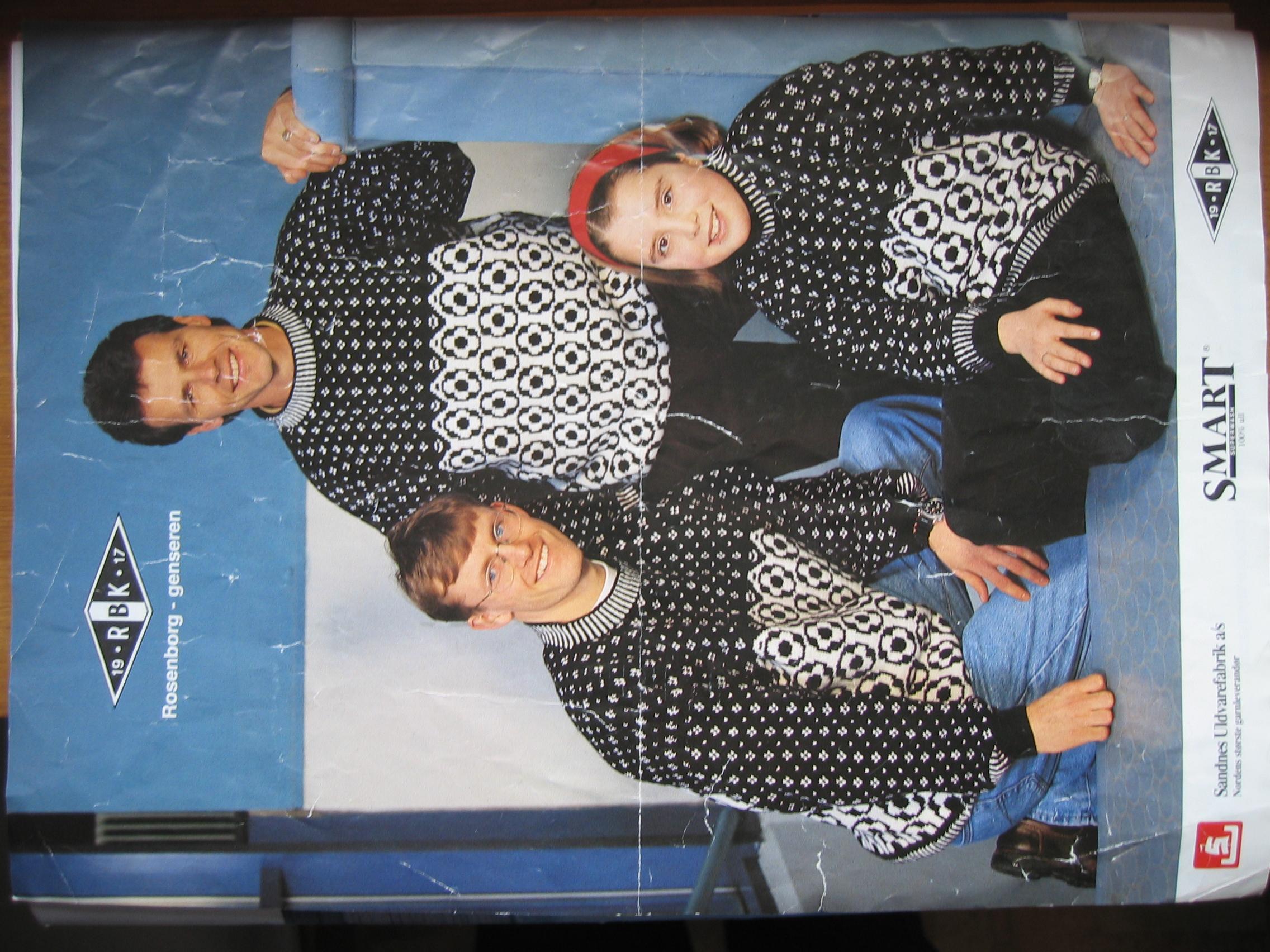 rbk genser mønster